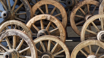 The History and Evolution of the Wheel