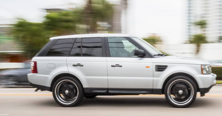 Two 'Missing' Kids Found Taking Parents' Range Rover on a Joyride