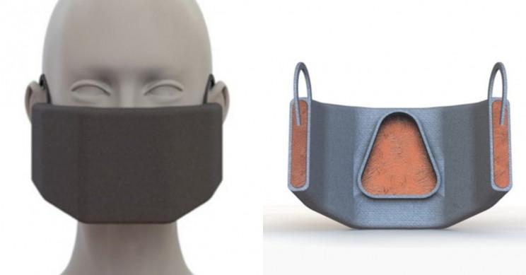 MIT-Developed Face Mask to Kill Coronavirus with Heat