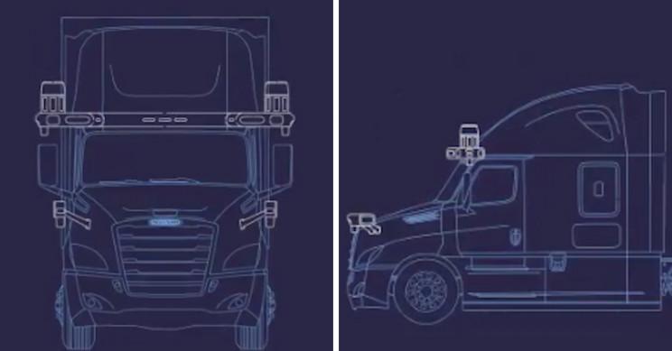 Daimler and Waymo Partner up to Bring Autonomous Driving to Semi-Trucks