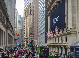 Uber Stock Plummets During Second Day of Trading