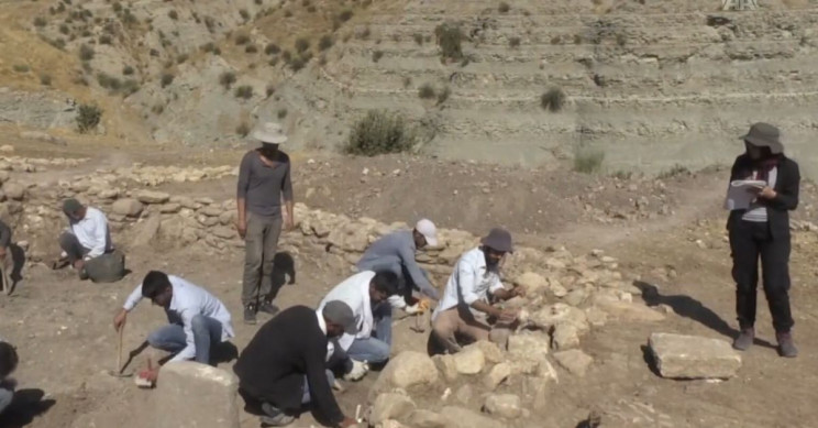 11,300-Year-Old Temple Has Been Discovered in the Southeast of Turkey