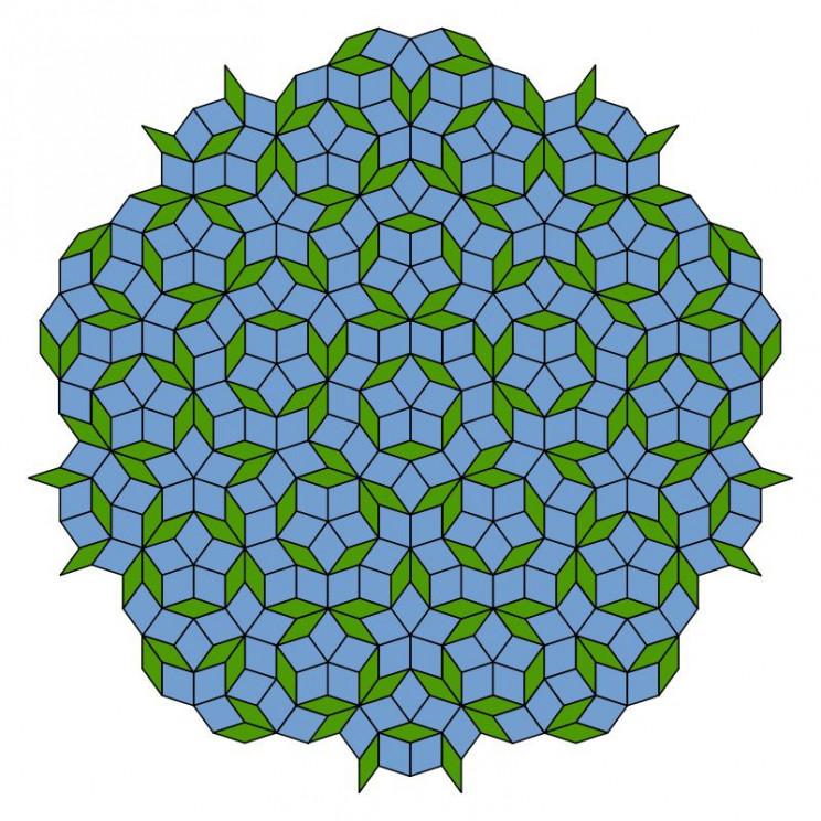 roger penrose tiling