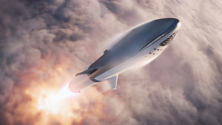 SpaceX's First Untethered Starship Flight Test Aborted after Engine Fire