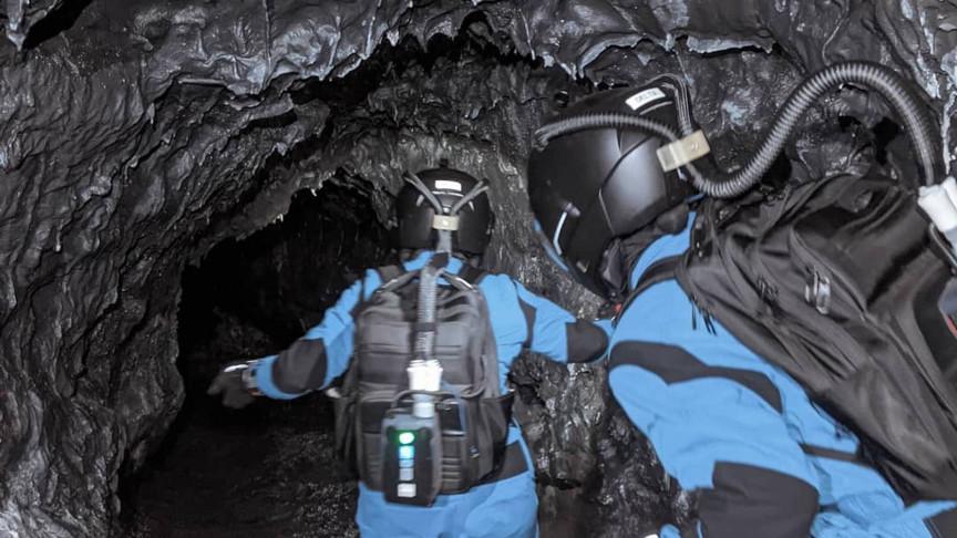 Scientists Simulate Mars Exploration in Hawaiian Lava Tubes