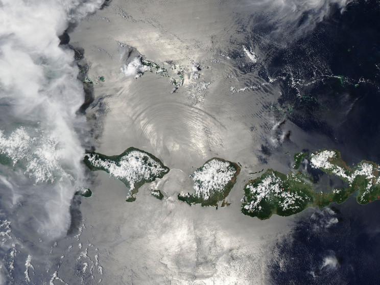 Indonesia's Missing Sub Likely Sunk by Gargantuan Undersea Waves