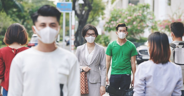 Widespread mask-wearing could prevent further COVID-19 waves