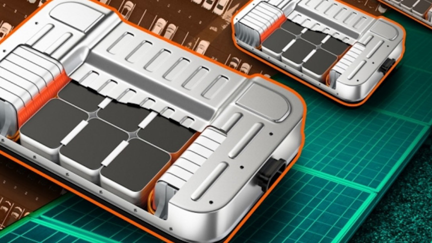 Image of article 'Second-Hand EV Batteries to Benefit Solar Energy Farms'