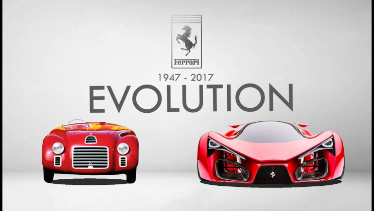 facts about Ferrari history