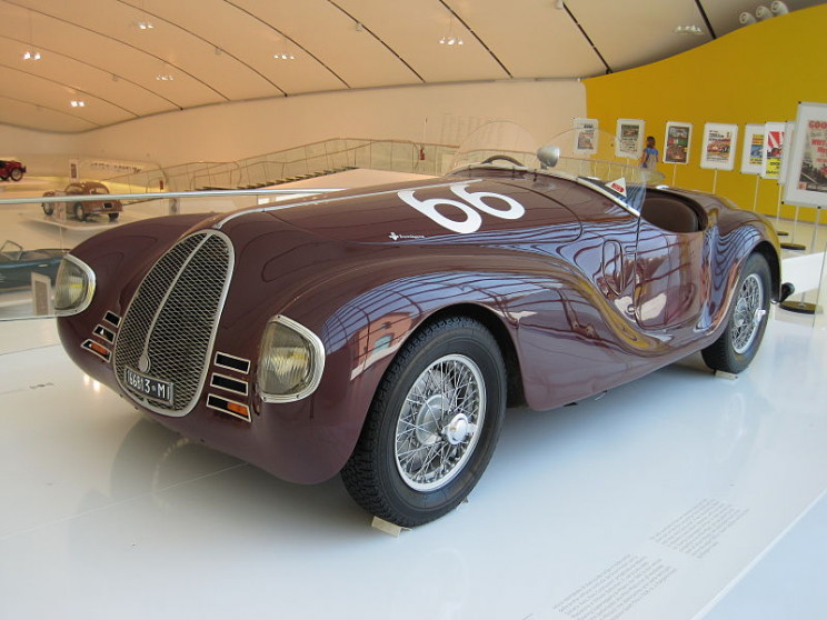facts about Ferrari Tipo 815