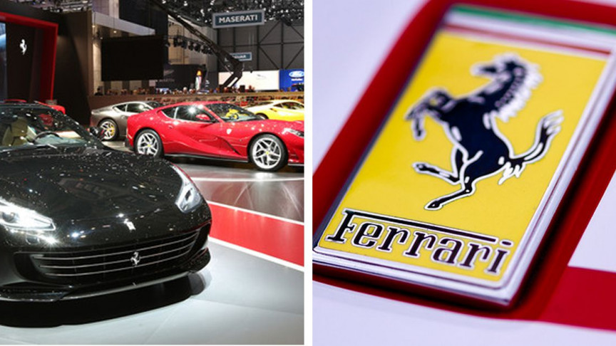 13+ Fascinating Facts about Ferrari Cars
