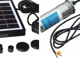 Top 5 Solar Pumps for Your Garden