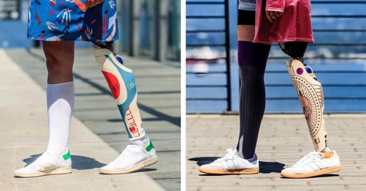 Canadian Design Studio Creates Custom Covers for Prosthetic Limbs
