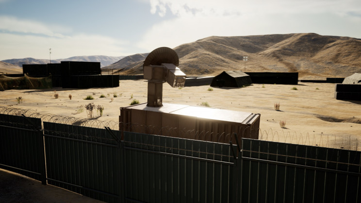 Air Force's Drone Swarm Killer THOR Gets New Microwave Weapon System