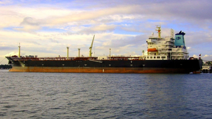 UK Navy Group Says an Oil Tanker Was 'Potentially Hijacked' Near the UAE