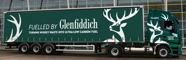 A Scotch Distiller Is Fueling Its Trucks With Whisky Waste