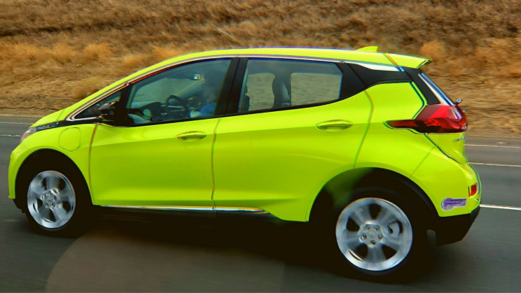 GM Just Recalled Every Single Chevy Bolt Electric Vehicle Ever Made