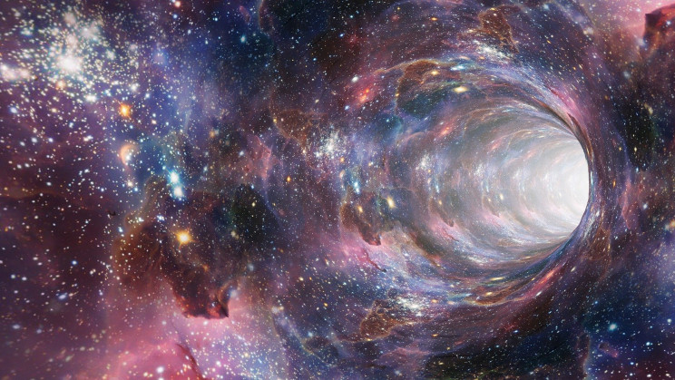 A Simple Equation Indicates Wormholes May Be the Key to Quantum Gravity