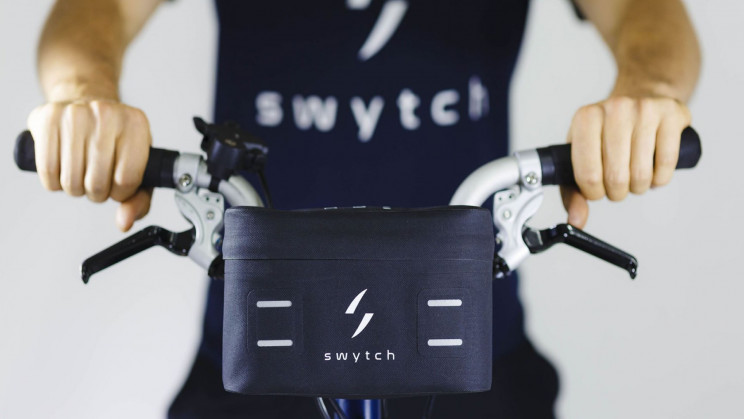 Turn Your Old Bike Into an Electric One with Swytch's Converter Kit