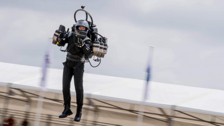 A Mystery Southeast Asia Country Buys Jetpacks for Military Use