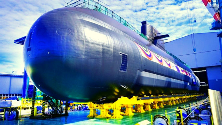South Korea's New 3,000-Ton Ballistic Missile Submarine Goes Active in 2024