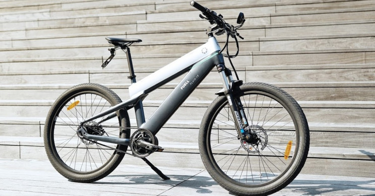 How to make a battery bicycle at home
