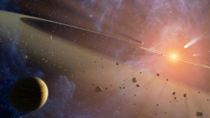 What Would Happen if the Ocean Took an Asteroid Impact