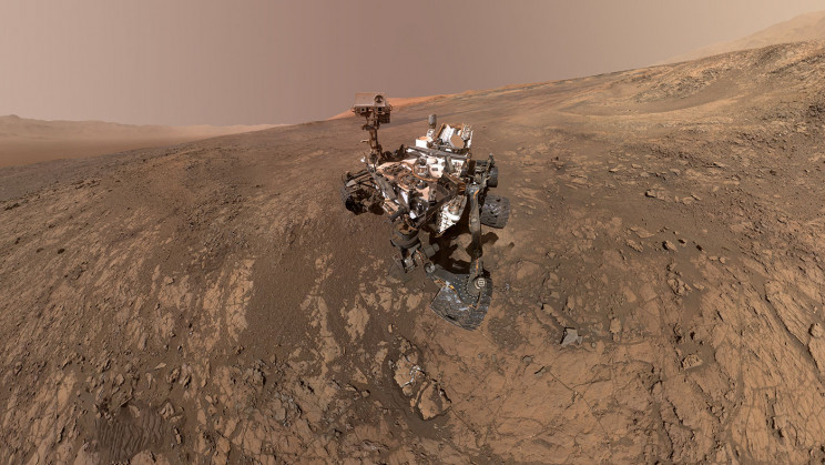Mars 2020 Rover Fitted With 'Rock-Zapping Super Instrument'