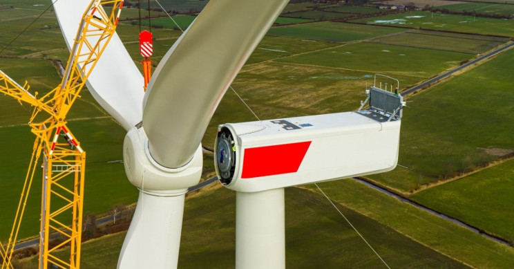 How Wind Turbines Could Be Recycled and Reused