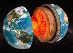 Scientists Discovered a Mystery Layer in Earth's Core