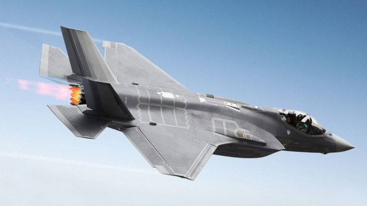 Cyber Attacks More Likely to Bring Down F-35 Jets Than Missiles