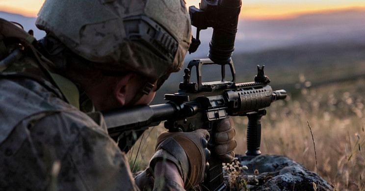 US Army Starts Testing Its Next-Gen Rifle Stabilizing System