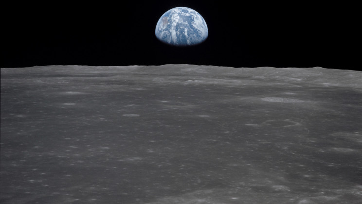 Moon Found to be Rusting Despite Lack of Oxygen, Water
