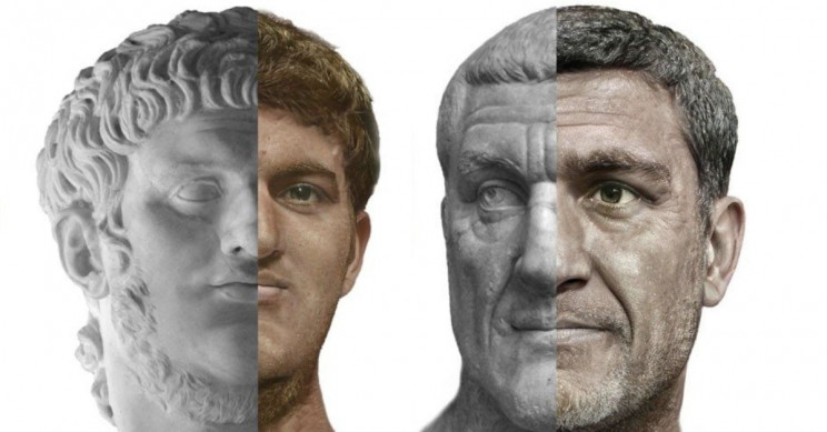 Designer Creates Lifelike Images of Roman Emperors with Machine Learning