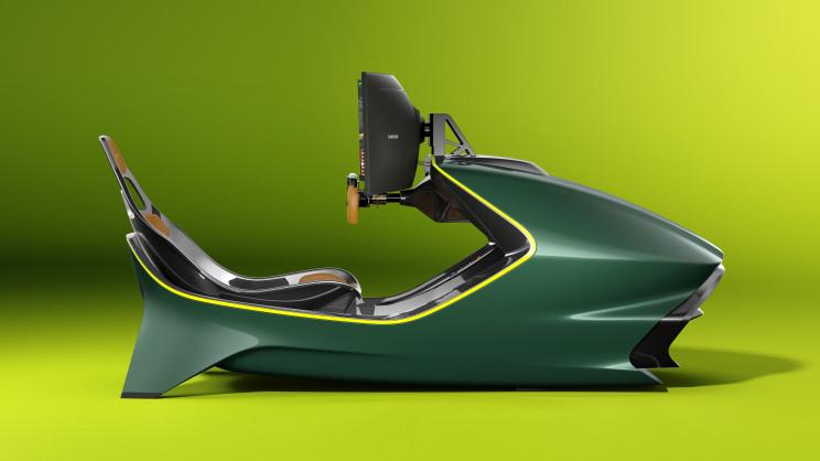 Aston Martin Releases a $74,000 Luxury Racing Simulator