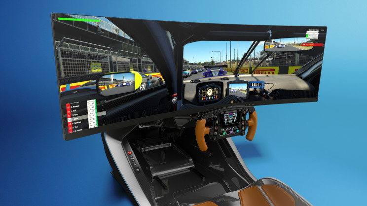 Aston Martin Releases a $74,000 Luxury Racing Simulator