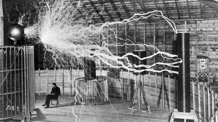 How Nikola Tesla's Visions of Our World Came to Be Reality