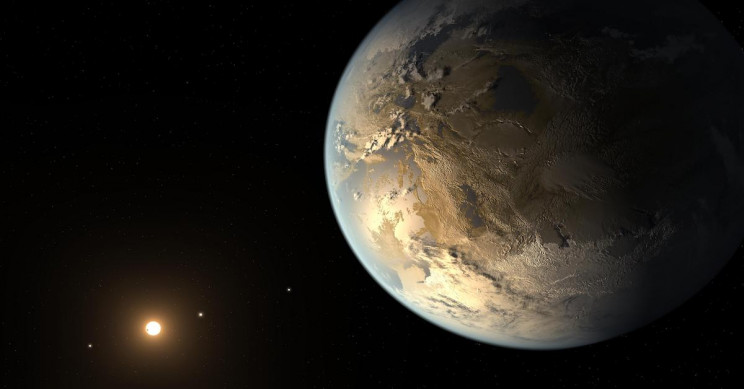 NASA Grants $2 Million to a Mission Concept to Image Earth-Like Exoplanets
