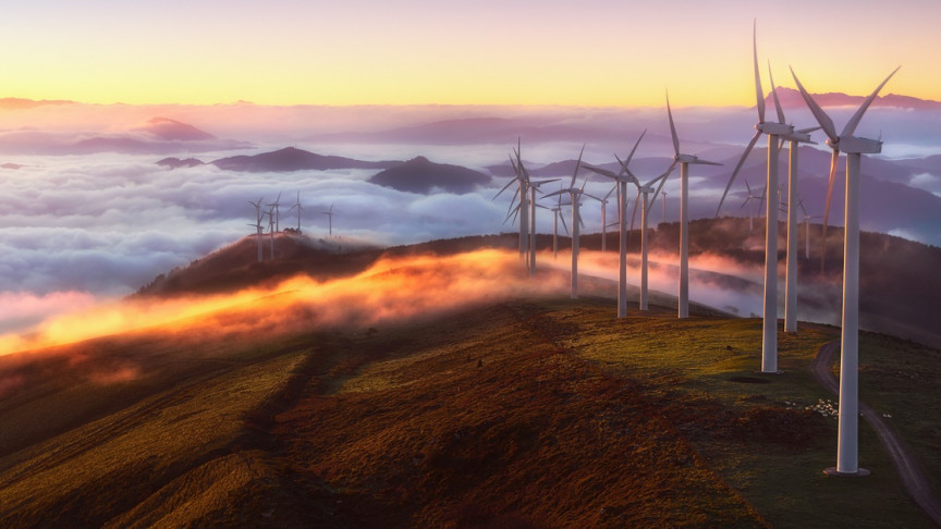 Europe Has Untapped Onshore Wind Power to Meet Entire World's Needs until 2050