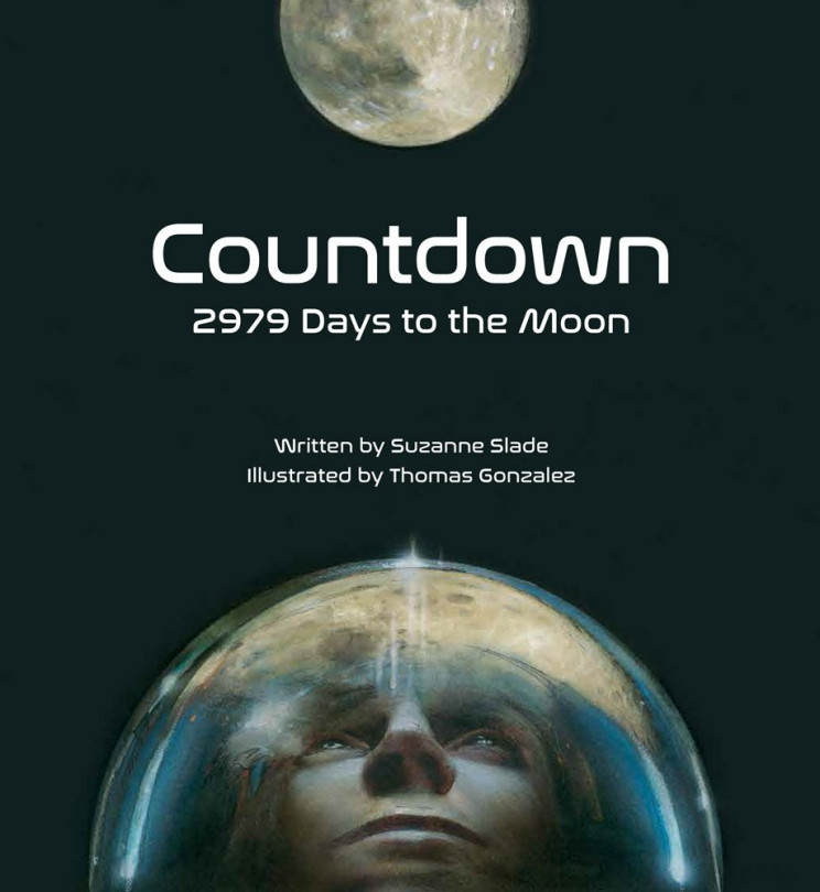 STEM books countdown