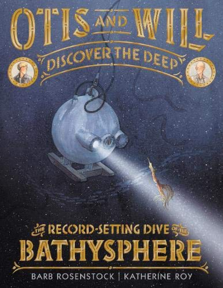 STEM books discover the deep