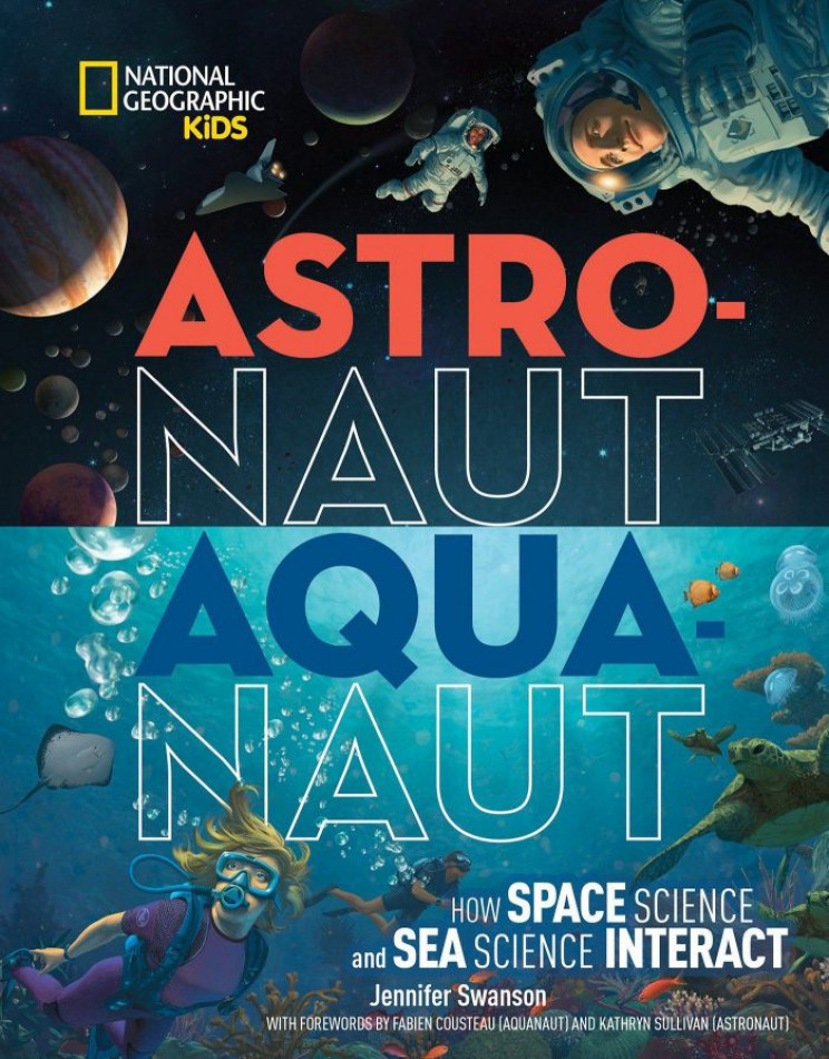 stem book aquanaut