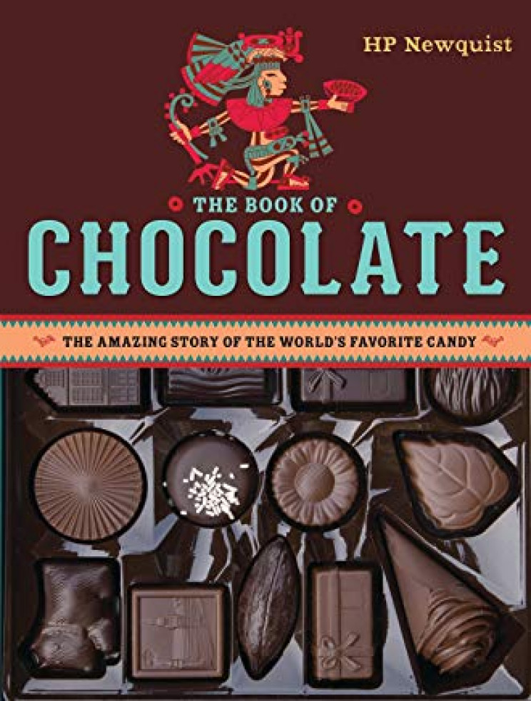 STEM books chocolate
