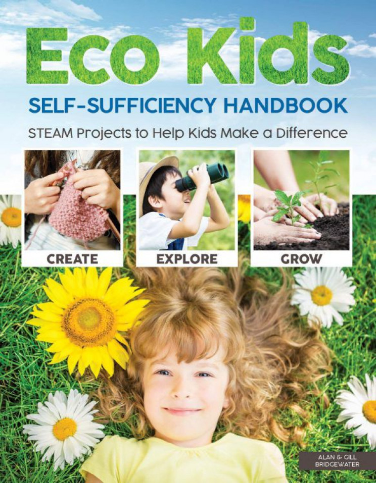 stem books eco kids