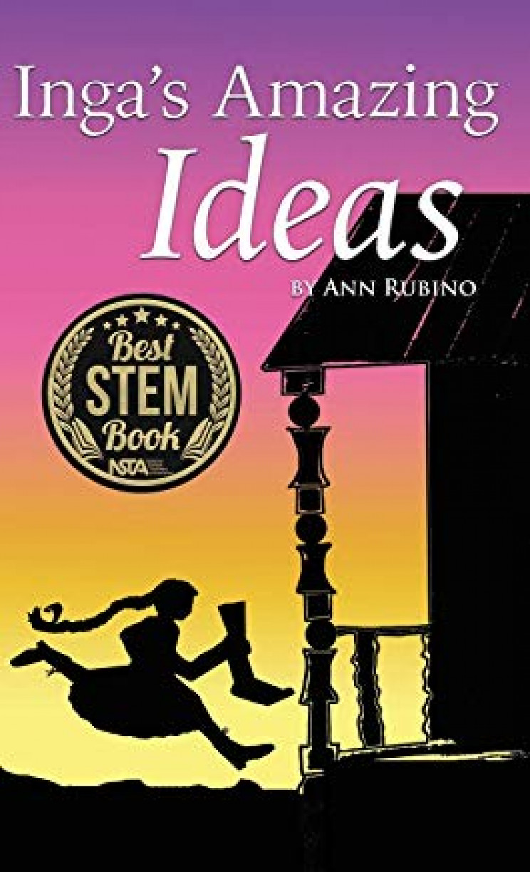 STEM books ingas ideas