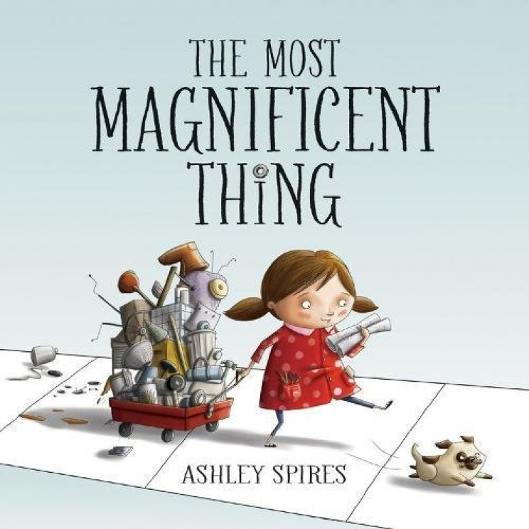 stem books magnificent thing
