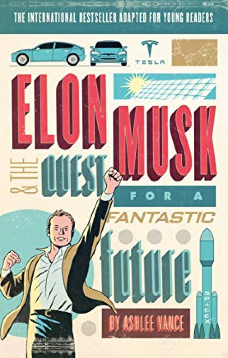 STEM books musk