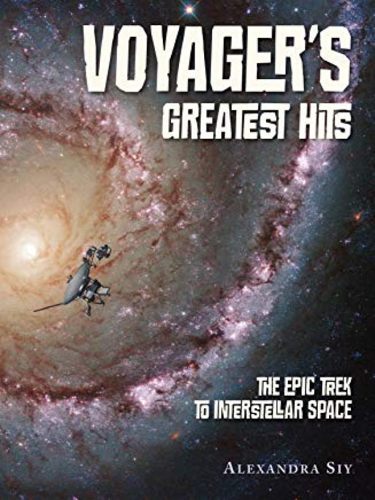 STEM books voyager