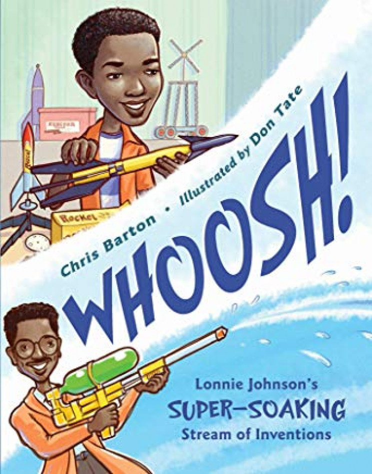 STEM books Whoosh