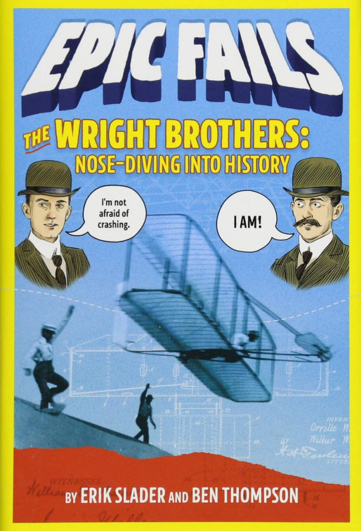 STEM books wright brothers